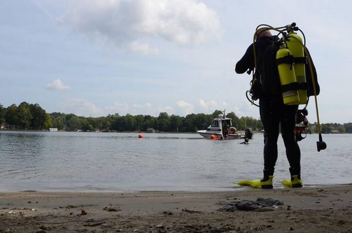 Fisherman's sonar spots mysterious object in Carolinas lake. Here's what divers found