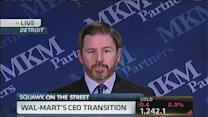 Wal-Mart to feel some impact from EM: Pro
