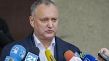 Moldova presidential election appears headed to runoff