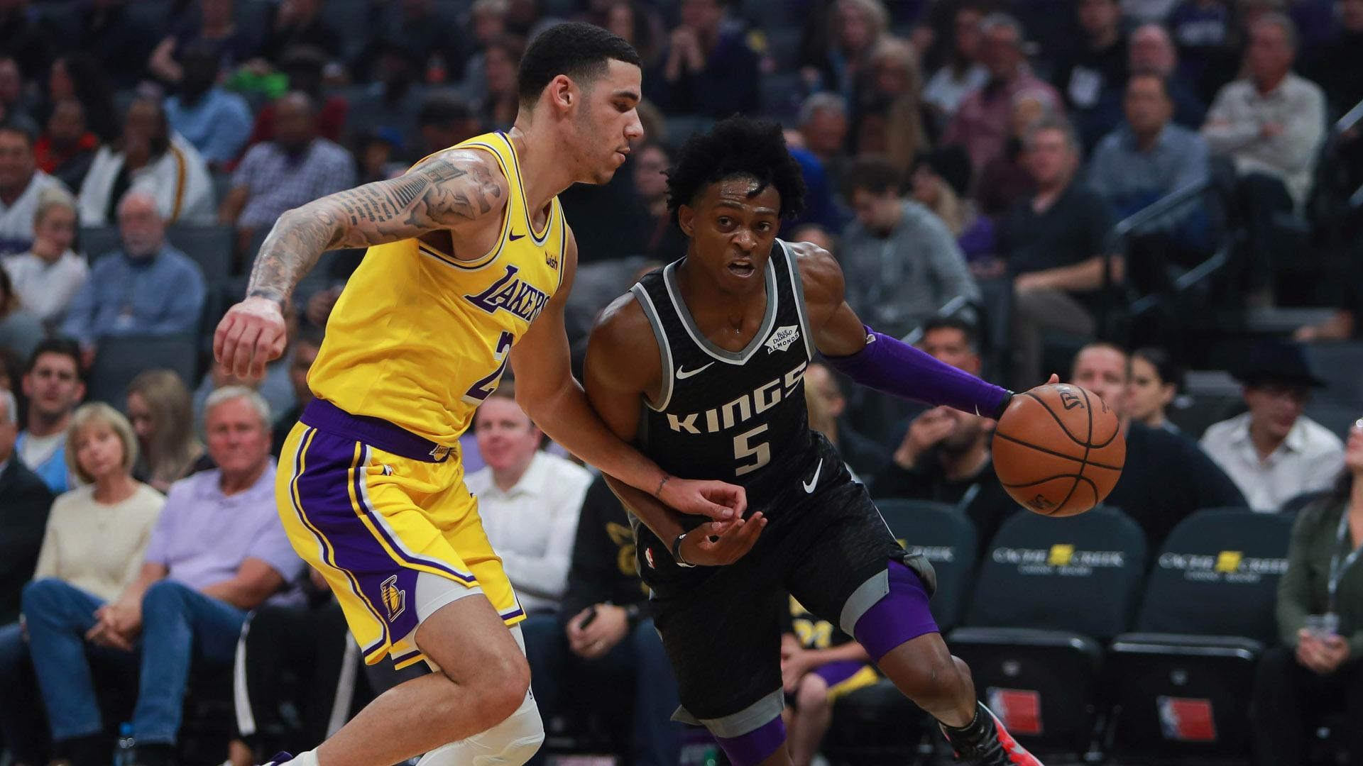 6b31a64b9811 NBA rumors  Lakers drafting Lonzo Ball over De Aaron Fox was tension point  originally appeared on nbcsportsbayarea.com Put plain and simple