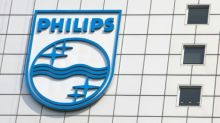 Philips posts sevenfold jump in profits in Q1