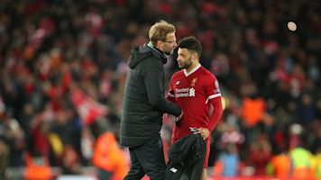 Klopp has been 'massive' during injury hell, says Alex