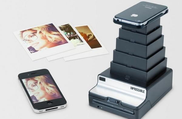 Insert Coin: Impossible Instant Lab makes iPhone photos tangible