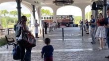 Last family to leave Disney World due to the coronavirus pandemic receives round of applause