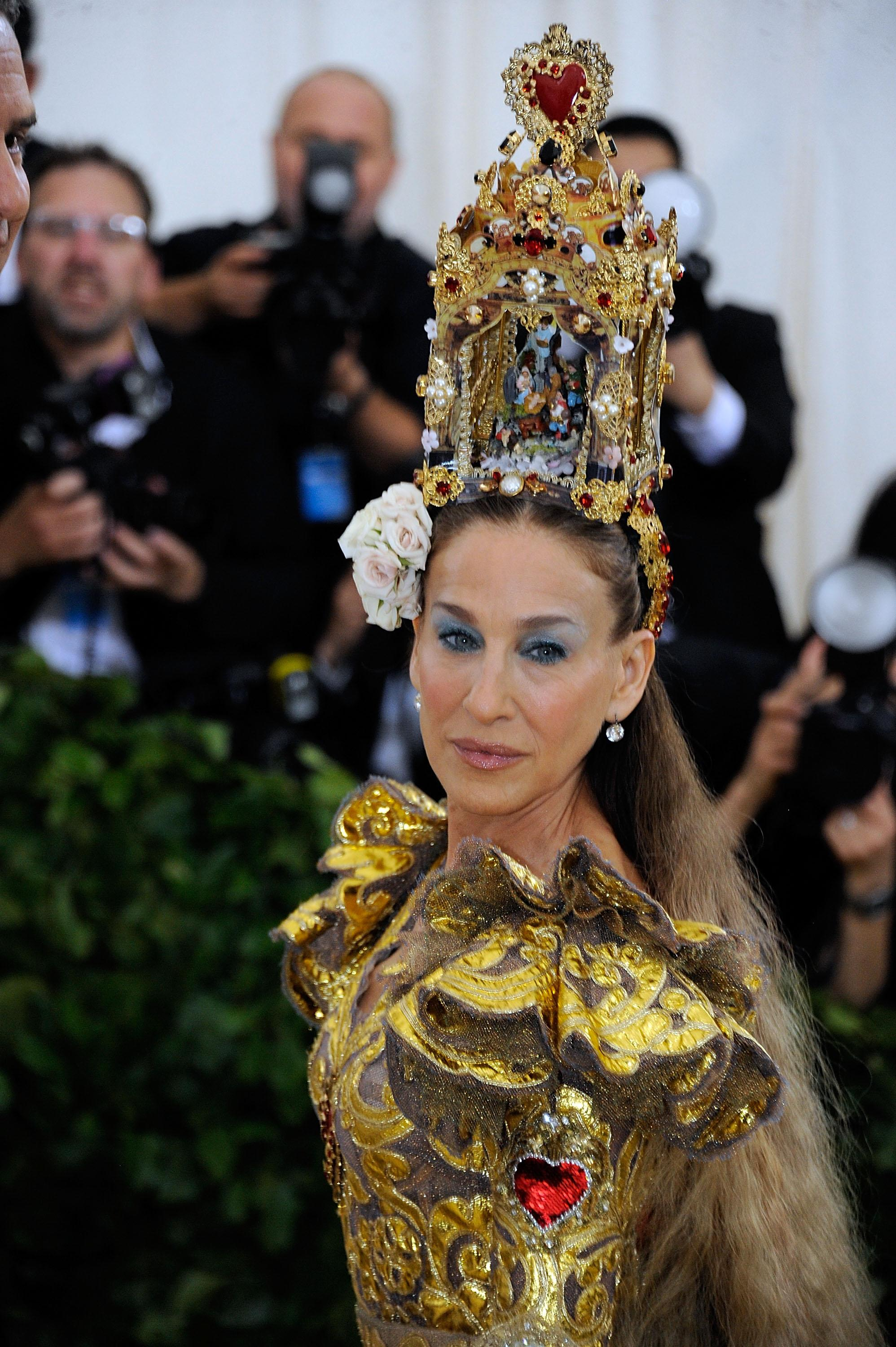 Sarah Jessica Parker is getting shamed for looking 'old'