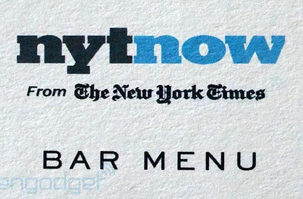 NYT Now is a mobile news platform with a dedicated staff curating stories