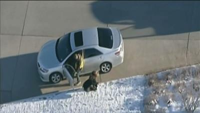 Carjacking Suspect Arrested After Chase