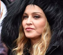 Madonna out-Madonna'd herself at the Women's March on Washington