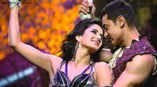 Katrina Kaif's sizzling hot dance numbers