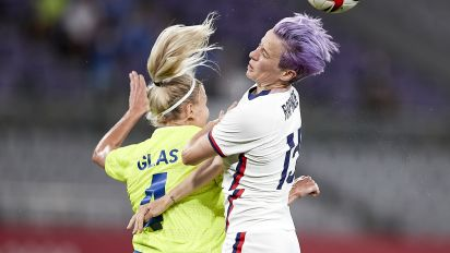 True grit? USWNT has plenty to prove after loss