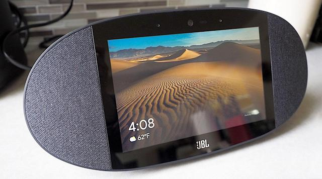 JBL Link View: A Google Smart Display that puts audio centerstage