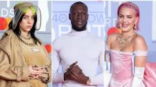 Brit Awards red carpet 2020 LIVE: Stormzy and Billie Eilish lead arrivals at London's O2 Arena