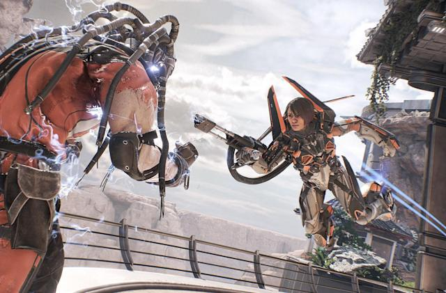 Cliff Bleszinski's 'LawBreakers' is in a death spiral