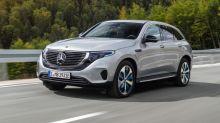 Mercedes-Benz EQC vs. Jaguar I-Pace vs. Tesla Model X: How they compare on paper