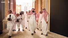 Boston firms return to Saudi conference after journalist's murder