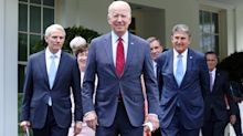 Biden: Americans can be proud of the infrastructure deal