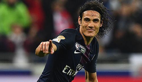 Ligue 1: PSG verlängert mit Cavani