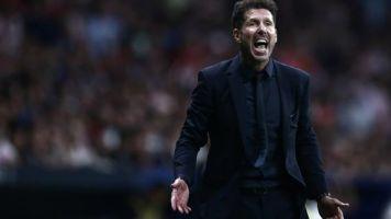 Foot - C1 - Atlético - Diego Simeone (Atlético de Madrid): «Leipzig fait une saison incroyable»