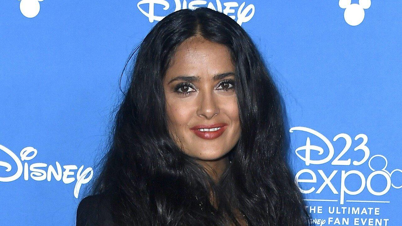 Salma Hayek Proves Age Is Nothing But a Number in Bikini Pic Ahead of 53rd  Birthday