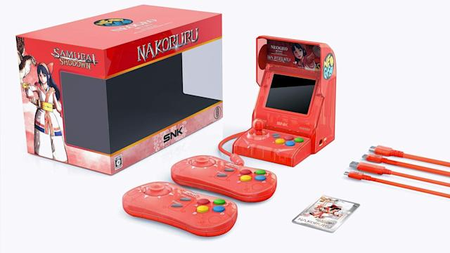 SNK promises 'next gen' Neo Geo hardware to follow its Mini console