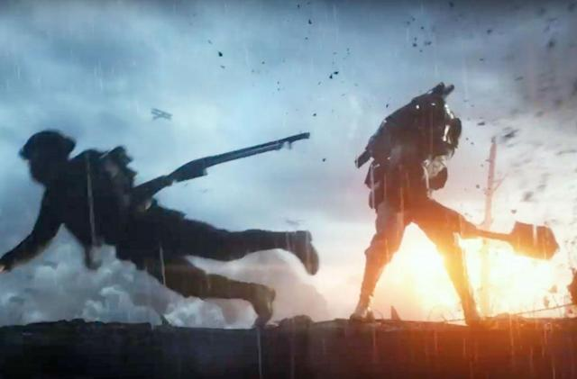 Why I don't have the stomach for 'Battlefield 1'