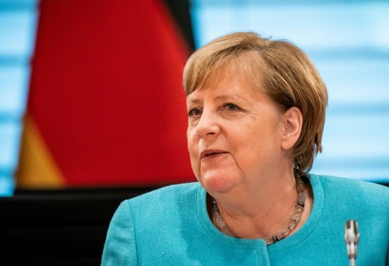 Merkel Sommer