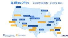 Zillow Offers Coming to Cincinnati, Jacksonville, Oklahoma City and Tucson