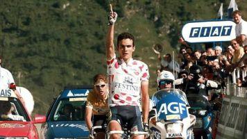Tour de France - Rétro 1997 - Tour de France 1997: revivez le final de la 14e étape et la victoire de Richard Virenque à Courchevel en vidéo