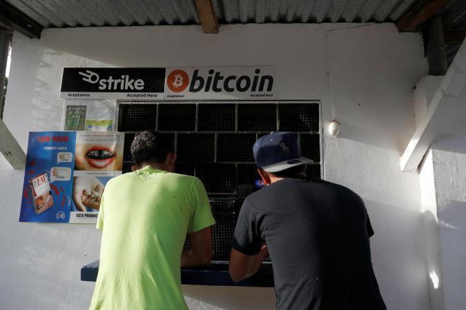 El Salvador starts accepting Bitcoin as legal currency   Engadget
