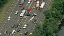 Two dead in New York wrong-way crash