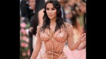 Kim Kardashian Reveals That Her Met Gala 2019 Dress Left Her With Wounds