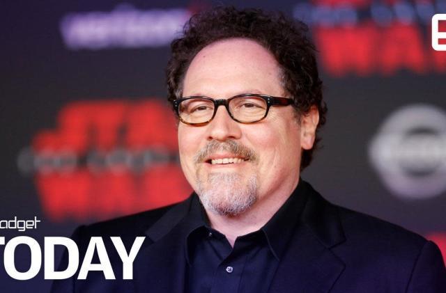 Jon Favreau will write a 'Star Wars' live-action TV series
