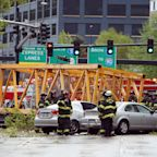 'Totally avoidable': 3 construction companies fined for deadly Seattle crane collapse