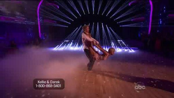 Season finale of 'Dancing With The Stars'