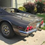 Rare 1973 Ferrari Dino 246 GTS Up For Auction