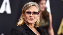 Star Wars icon Carrie Fisher dies aged 60