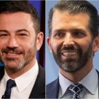 Kimmel Taunts 'Greasy Little Son' Don Jr. Over 'Goon' Photo