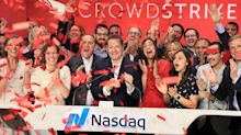 Crowdstrike jumps on bullish analyst notes ahead of first quarterly report