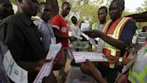 Nigeria's Presidential Election Pushes into Sunday