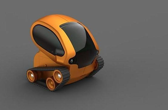 Desk Pets to roll out iOS-controlled TankBot this June