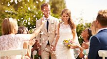 How much Australian couples really spend on their wedding day