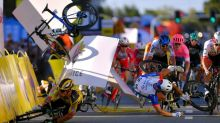 Cyclist in induced coma after Tour of Poland crash