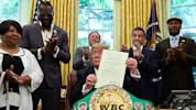 Trump's pardon of boxer an overdue, nice surprise