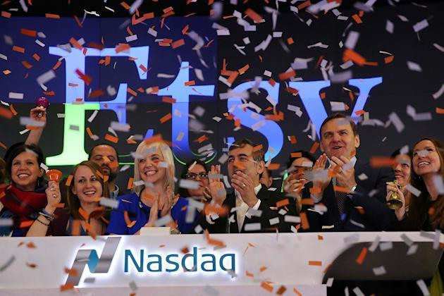 Etsy's massive IPO puts big money behind small sellers