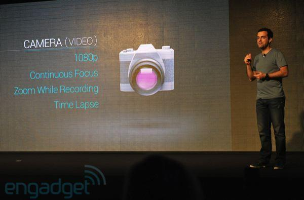 Ice Cream Sandwich revamps Android camera and gallery features