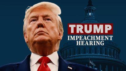Watch live: Trump impeachment hearings