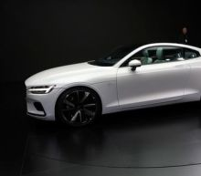 Volvo unveils Polestar model in China, looks to rival Tesla 3