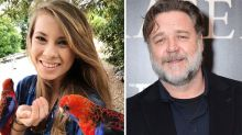 Russell Crowe's $25K engagement present to Steve Irwin's daughter Bindi