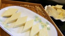 自製玉子豆腐