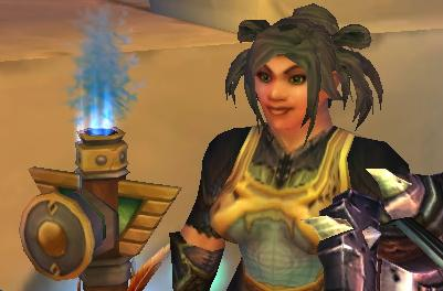 New hairstyles for dwarf women from Cataclysm beta